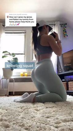 Leg And Glute Workout, Buttocks Workout, Slim Waist Workout, Gym Workout Videos, Gym Workout For Beginners, Fitness Workout For Women, Glute Workouts, Gym Workouts Women, Fitness Legs