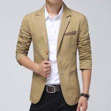 fit chaqueta 2015 llegado chaqueta recién traje para para casual negocios otoño slim hombres de marca pAgvA