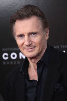 Liam Neeson studied physics and computer science, he took up boxing lessons at the age of gave up at 17 because of the damage it could cause him.He was 'discovered' in 1980 by filmmaker John Boorman. Uk Actors, British Actors, Actors & Actresses, Hells Kitchen, Liam Neeson Taken, Martin Campbell, Oscar Nominated Movies, Cinema, Radio City Music Hall