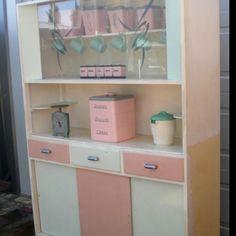 160 Best Vintage Kitchen Dressers Cabinets Images Vintage Kitchen