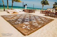 Destination Wedding Decor, Beach Mat, Wedding Decorations, Outdoor Blanket, Contemporary, Home Decor, Decoration Home, Room Decor, Wedding Decor