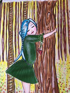 Picnic... İllustration,  sketch, drawing, draw, watercolour