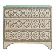 Nailhead Trim Dresser from Bernhardt Interiors - gorgeous!