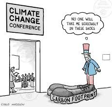 Global warming satire?