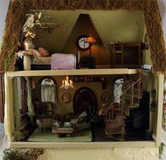 A Mouse House.