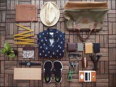 クリエイティブな職業の人たちのバッグの中身の画像いろいろ - DNA