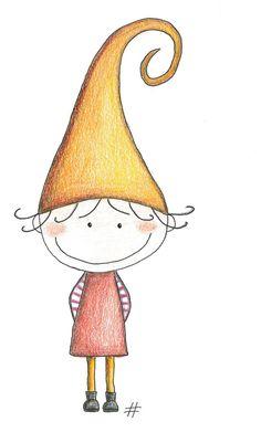 Christmas Drawing, Christmas Art, Doodle Drawings, Doodle Art, Happy Paintings, Watercolor Cards, Whimsical Art, Rock Art, Cute Art