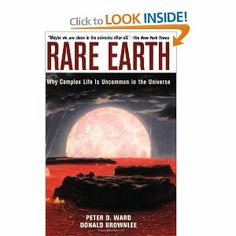 A great book theorizing why complex life is rare in the universe.