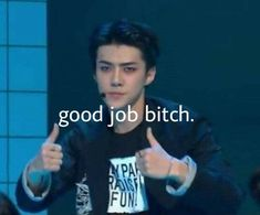 New memes faces sehun 35 ideas faces deboche Funny Kpop Memes, Memes Funny Faces, Funny Quotes, Sehun, Work Memes, Work Humor, K Pop, Haha, Reaction Face