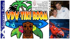 WDW Tiki Room: 11/7/14 – Celebrity Chef Todd English, Disney Foodie Even...