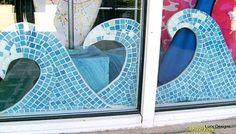 mosaic waves