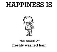 Happiness is..