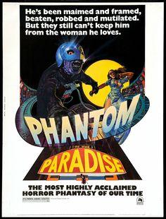 Phantom of the Paradise - Directed by Brian De Palma - 1974
