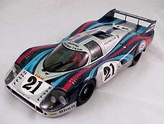 1971 Porsche Martini Longtail 917
