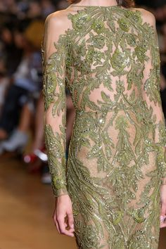 Zuhair Murad   Couture Fall 2016 Details – The Impression