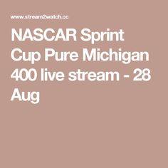 nascar broadcast sprint cup live