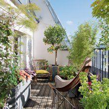 Décoration terrasse - Marie Claire Maison