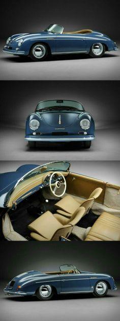 1957 porche 356A