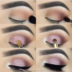 Make up tutorial Make up tutorial Related posts: Tutorial – Koreanische Augen Make-up Tutorial natürliches Aussehen Halo Eyeshadow Makeup Brushes Pink outside Kim Kardashian Natural Makeup Tutorial her Makeup Re… Makeup Hacks, Makeup Goals, Makeup Inspo, Makeup Tips, Hair Makeup, Makeup Ideas, Makeup Geek, Dead Makeup, Steps To Makeup