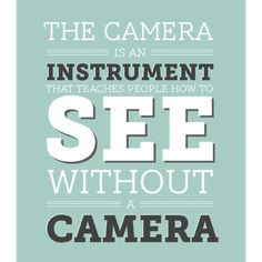 I often wish I had a shutter in my eye, so that I could take photos with a blink.  I constantly see pictures.