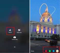 Periscope new feature 'Periscope Sketch' allows users to draw pictures on their live streams, which disappear after a few seconds. Check how it works.