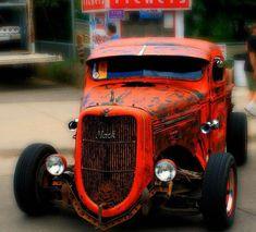 Hot Rods 148970700157397707 - Hot Rod, rat rod Source by customdijkstra Us Cars, Sport Cars, Rat Rods, Classic Hot Rod, Classic Cars, Cadillac, Bugatti, Ferrari, Auto Retro