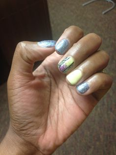 Nail art by lauren boyd at graffiti nail bar memphis tn nails my nail tech is better than yours prinsesfo Images