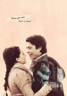 Regina's first love, The Stable Boy.