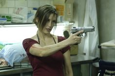 Photo of Amanda Young - Saw III for fans of Amanda Young 15936453 Saw Series, Shawnee Smith, Jigsaw Saw, Amanda Young, Image Icon, Aesthetic People, Female Actresses, Horror Films