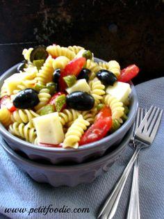 best pasta salad  www.petitfoodie.com