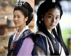 Go Hyun Jung vs UEE After School