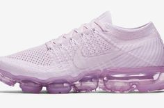 Light Violet Covers The Nike Air VaporMax
