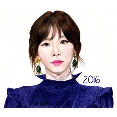time lapse ⏳⏳⏳ @taeyeon_ss #taeyeon_ss #kimtaeyeon #taeyeon #taengoo #kidleader #GG #girlsgeneration #kpop #drawing #snsdart #kpopfanart #koreanfanarts #소녀시대 #태연 #탱구 #태티서