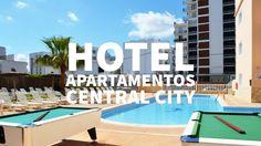 Hostal Hotel Apartamentos Central City en San Antonio, Ibiza, España