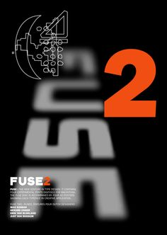 Fuse issue Cover design was by Neville Brody. It allowed him to display his typography to a wider audience through publication. Type Posters, Graphic Design Posters, Typography Design, Lettering, Poster Designs, Peter Saville, British Airways, Type Design, Print Design