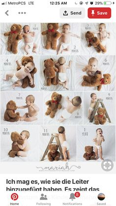 Pregnancy photos- Schwangerschaftsfotos I like how they added the ladder. It shows the child's growth in multiple directions photos - Monthly Baby Photos, Newborn Baby Photos, Baby Poses, Newborn Shoot, Newborn Baby Photography, Newborn Pictures, Pregnancy Photos, Sibling Poses, Milestone Pictures