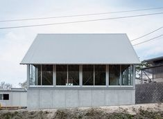 Daisen Work Hut is a minimal space located in Tottori, Japan, designed by Niimori Jamison. The site is a peaceful mountainous area located on the hillside of Daisen in Tottori prefecture. The surrounding area is rich in nature with fields and associated huts and villas. I planned a work hut in such a place.