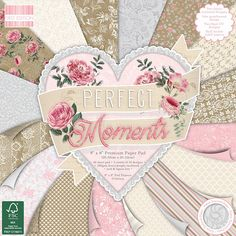 First Edition FSC SAMPLE PACK 16 sheets FREE SPIRIT 6 x 6 Paper crafts