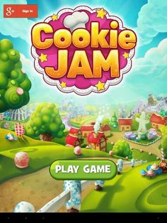 I Love Cookie Jam