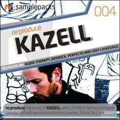 Re:Produce 004 Kazell AiFF WAV-DYNAMiCS, WAV, Re:Produce, Kazell, DYNAMiCS, Aiff, Magesy.be