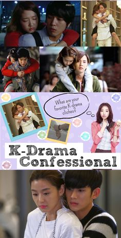 K-dramas are full of cliches, but we can't help but love them! What are your favorites?