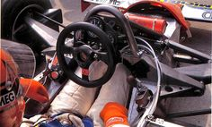 life in the cockpit.....Gilles Villeneuve, Ferrari 126CK, pre-season test, Imola, 1981 F1 World Championship