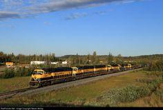 RailPictures.Net Photo: ARR 4006 Alaska Railroad EMD SD70MAC at Wasilla, Alaska by Steven Mckay