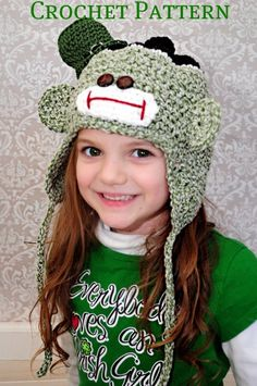 for St Patricks Day...............how cute is this !!!