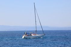 You in Greece Visit Greece, Sail Away, Greek Islands, Sailing, To Go, Europe, Boat, Adventure, Winter