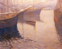 THE GRØNMARK BLOG: Arts Pics just introduced me to the Russian painter Konstantin Korovin - and I'm grateful to them