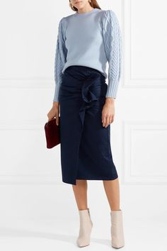 Co | Wool and cashmere-blend sweater | NET-A-PORTER.COM