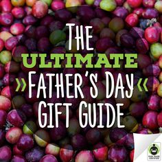 Get excited: Our ULTIMATE #FathersDay Gift Guide is here! To celebrate, enter to #WIN  a #FairTrade gift for Dad here: fairtrd.us/1LeAksC #giveaway #giftguide