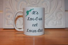 Harry Potter Mug Tasse Its leviOsa not von CatsCorporation auf Etsy