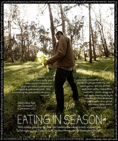 "#70 ""Eating in Season"" by Douglas Gayeton, via 500px"